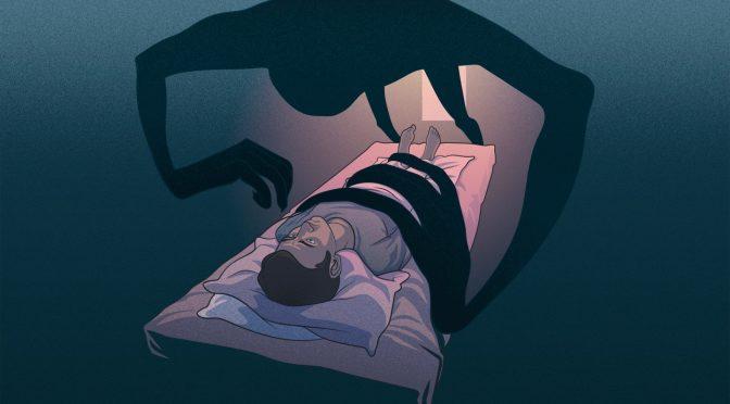 Die Schlafparalyse – Was ist dahinter?