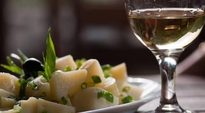 Kartoffelsalat nach bayrischer Art — Sophie's Schlemmertempel
