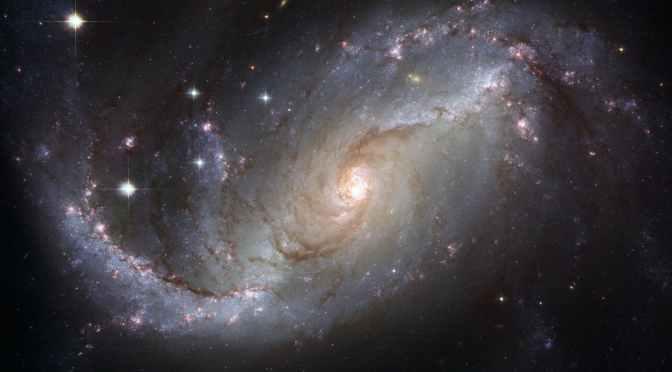 Des Universums Grenze – Was ist tatsächlich hinter dem Universum?